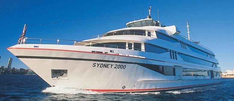 Sydney 2000 Australia Day Lunch