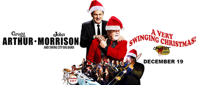 Gregg Arthur & John Morrison's Swing City Big Band