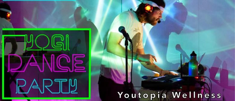 Yogi Dance Party With Jesse D Brand
