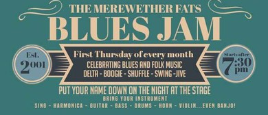 Merewether Fats' Blues Jam