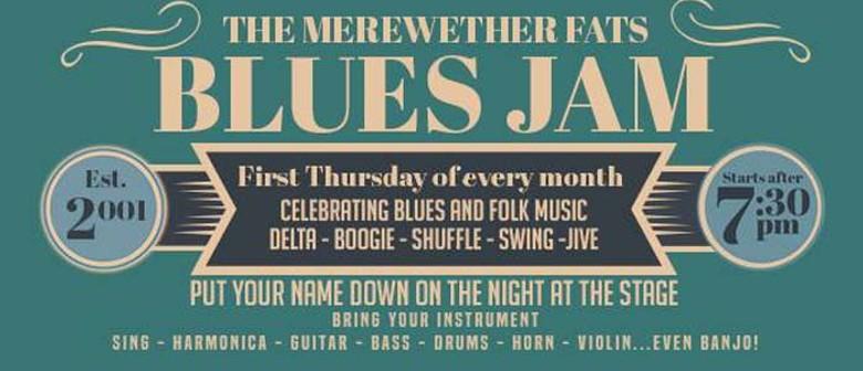 Merewether Fats' Blues Jam