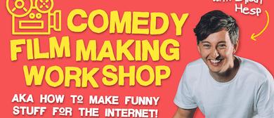 School Holiday Comedy Filmmaking Workshop