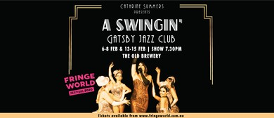 A Swingin' Gatsby Jazz Club with Cathrine Summers