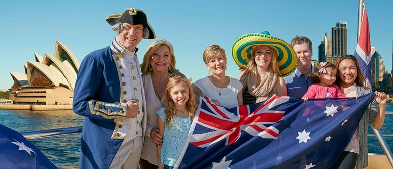 Australia Day BYO Picnic Cruise