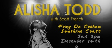 'Chaos' Is Coming – A Night With Alisha Todd
