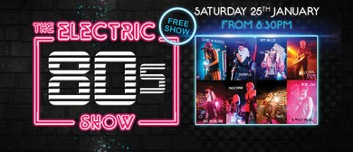 The Electric 80's Show