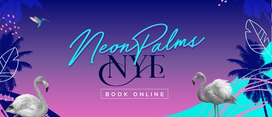 Neon Palms New Year's Eve