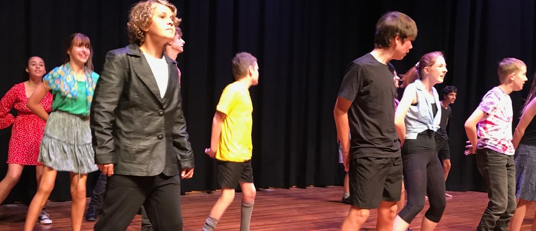 Young Actors Studio Junior Showcase