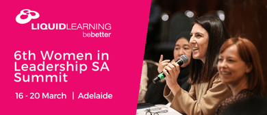 6th Women in Leadership SA Summit