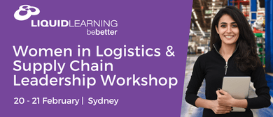 Women In Logistics & Supply Chain Leadership Workshop