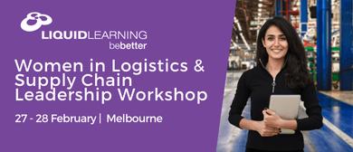 Women In Logistics & Supply Chain Leadership Workshop