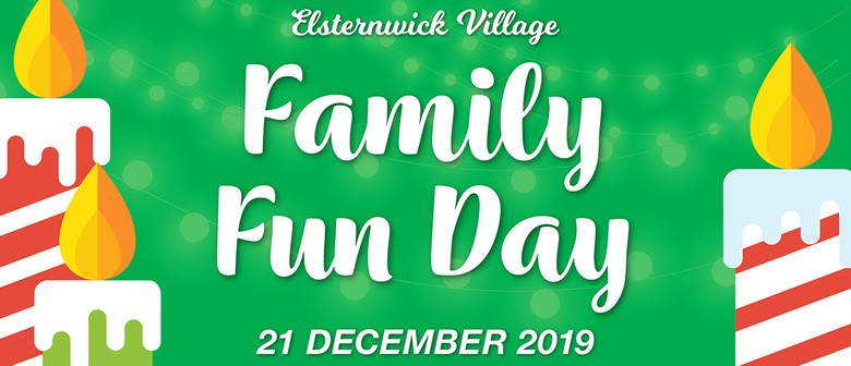 Elsternwick Village Family Fun Day