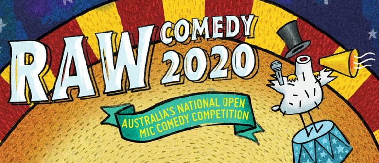 RAW Comedy 2020