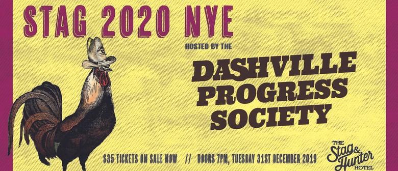 Stag 2020 NYE with Dashville Progress Society
