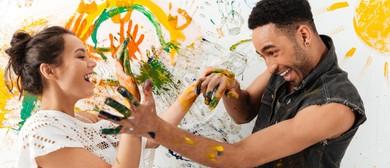Valentine's Day Couple Class – Paint your Partner