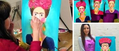 Paint Frida Kahlo – Beginners' Class