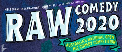 CCF: Raw Comedy: A.C.T Final