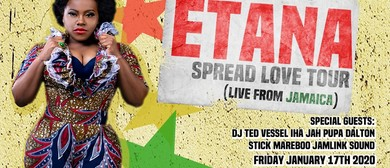 Etana – Spread Love Tour 2020
