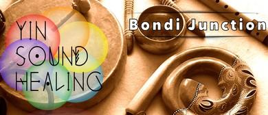 Yin Sound Healing – Jesse D Brand