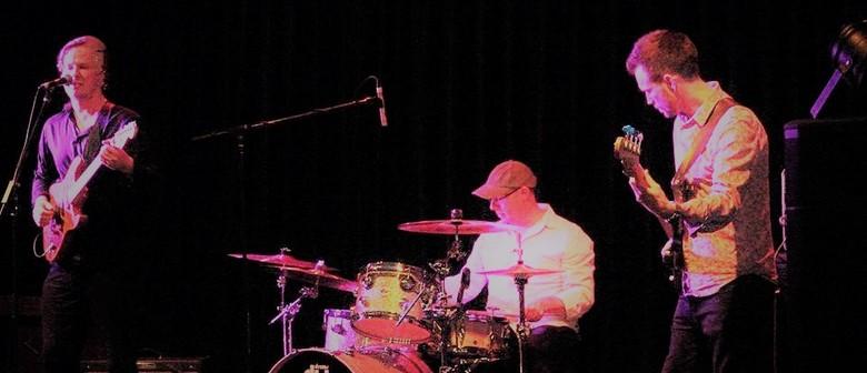 Simon Kinny-Lewis and Band
