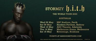 Stormzy – The World Tour 2020