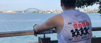 Bob 'Tug' Wilson's Walk for Kids With Cancer