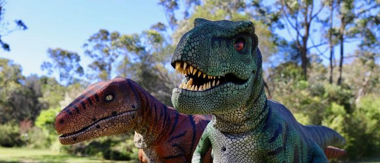 Jurassic Zoo School Holidays