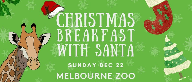 Christmas Breakfast with Santa