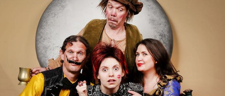 Twelfth Night – The Australian Shakespeare Company