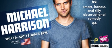 Stand Up Comedy With Michael Harrison