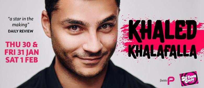 Stand Up Comedy With Khaled Khalafalla