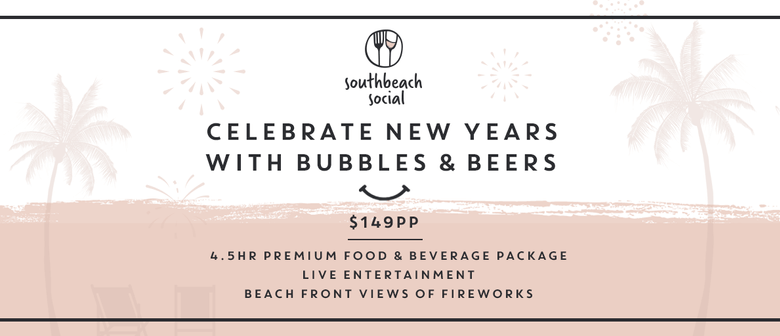 NYE 2019 with Bubbles + Beers