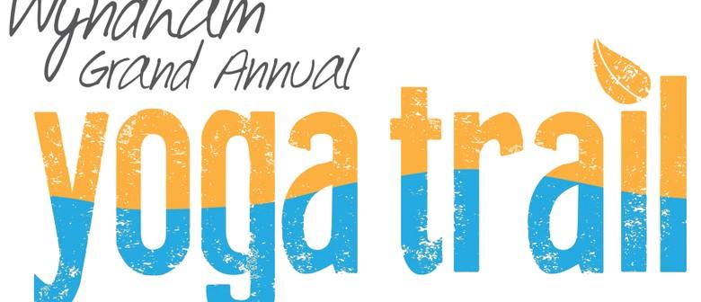 Wyndham Grand Annual Yoga Trail