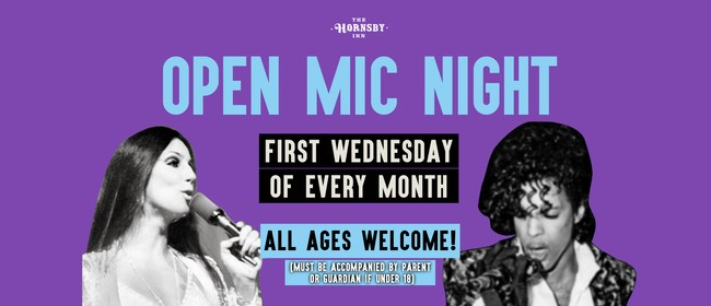 Image for Hornsby Inns Open Mic Night