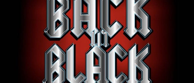 Image for AC/DC's 'Back In Black' 40th Anniversary Show: POSTPONED