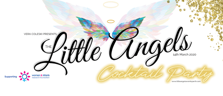 Little Angels Cocktail Party