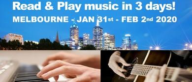 Understanding Music Seminar