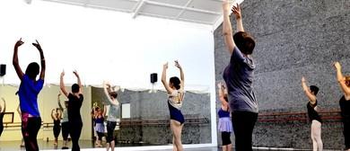 City Adult Ballet Classes