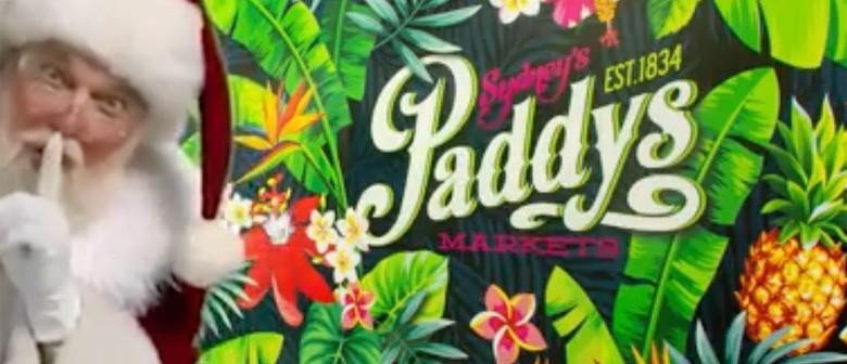 Paddy's Christmas Markets Pop-Ups