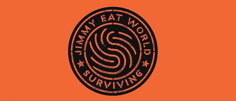 Jimmy Eat World Australian Tour: CANCELLED