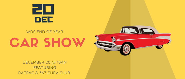 End Of Year Car Show