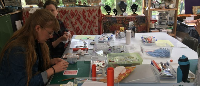 Image for Silver Clay Workshops for Beginners