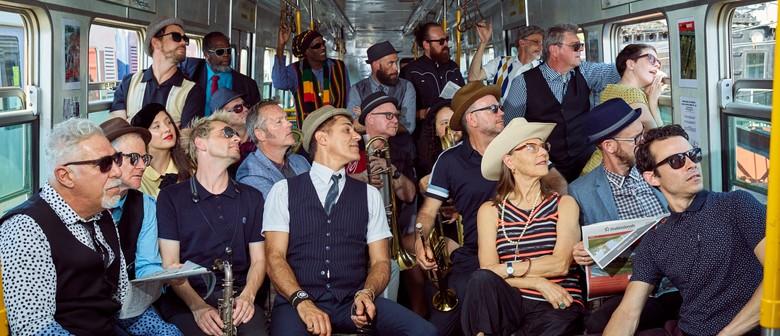 Melbourne Ska Orchestra – Good Days Bad Days Tour
