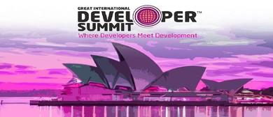 Great International Developer Summit