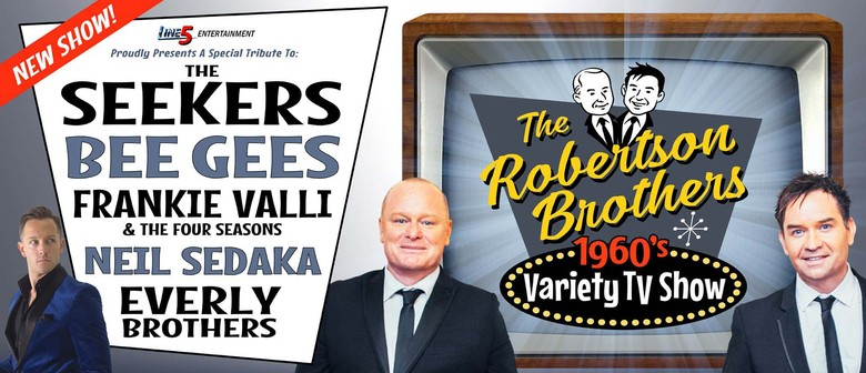 Robertson Brothers 60's Variety TV Show