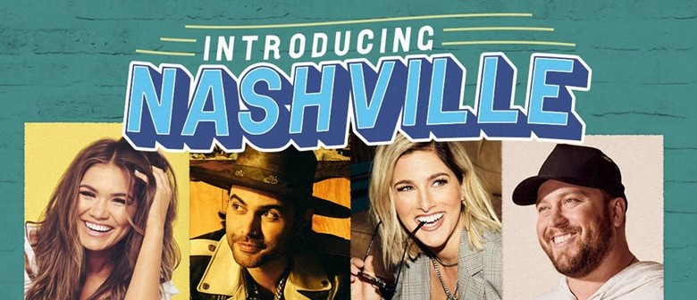 Introducing Nashville Australian Tour: CANCELLED