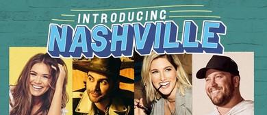 Introducing Nashville Australian Tour