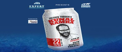 Fresher Thoughts by Kunal Kamra