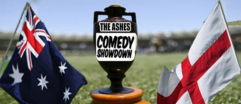 The Ashes: A Comedy Showdown – Fringe World 2020