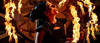 Fire Eating Workshops With Billy Tempest